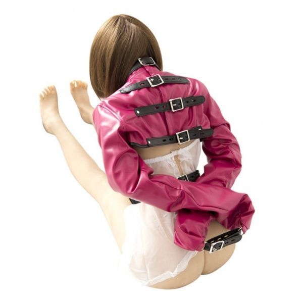 BDSM (БДСМ) - Бондаж дисциплины  Adjustable Bolero Straitjacket