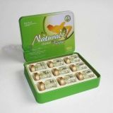 NATURAL VIAGRA НАТУРАЛЬНАЯ ВИАГРА возбуждающие капли для женщин, 27 таблеток