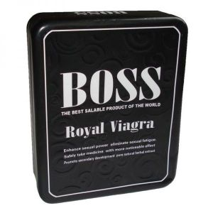 BOSS ROYAL VIAGRA Босс рояль виагра