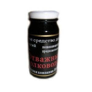 The drug is to increase potency a Brave commander of 10 capsules