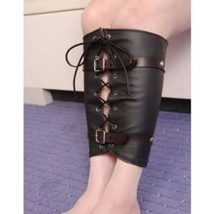 Кожаный корсет для связывания ног
