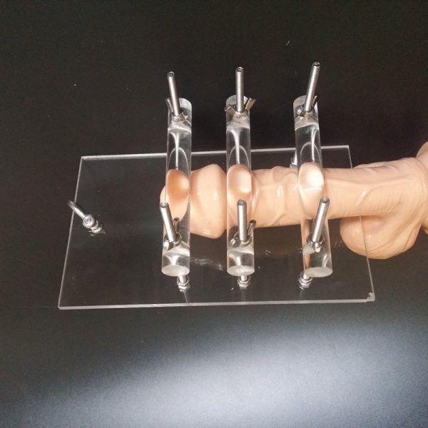 BDSM (БДСМ) - Дробилка-фиксатор для пениса