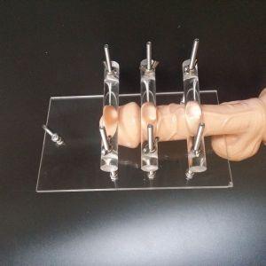 Дробилка-фиксатор для пениса