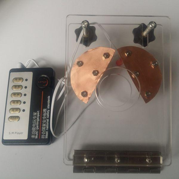 BDSM (БДСМ) - Electro-sex акриловая дробилка для пениса