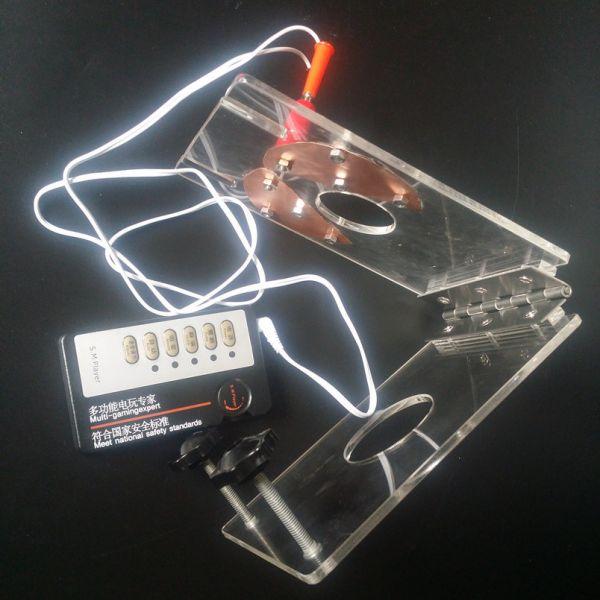 BDSM (БДСМ) - <? print Electro-sex акриловая дробилка для пениса; ?>