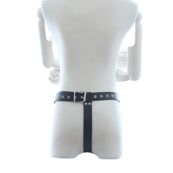 BDSM (БДСМ) - <? print Сексуальные женские кожаные трусики; ?>