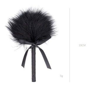 Tickler black 19 cm