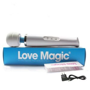 Vibrating rechargeable Love Magic 20 modes