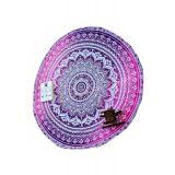 Princess Round Mandala Tapestry