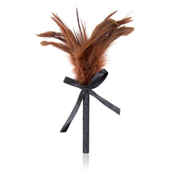 BDSM (БДСМ) - Пушистый тиклер коричневый