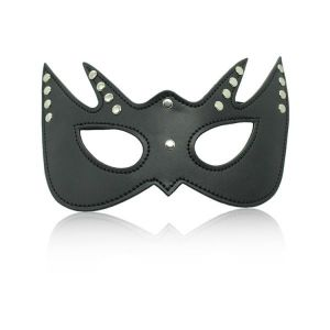 Elegant mask with slits for eyes