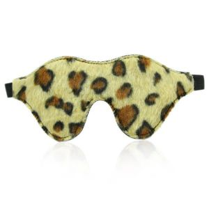 Leopard sleeping mask