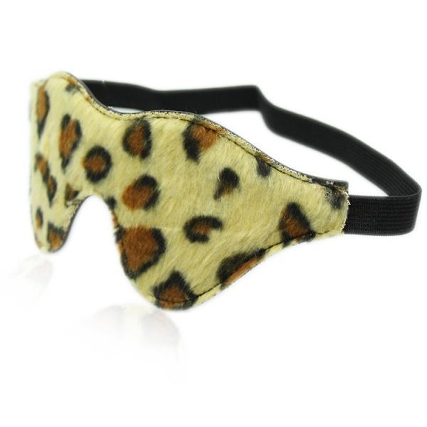 Leopard sleeping mask. Артикул: IXI49308