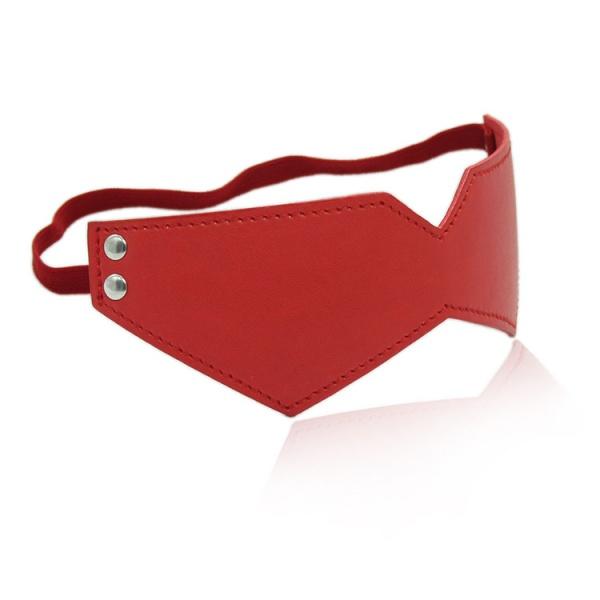 Bright leather mask. Артикул: IXI49316