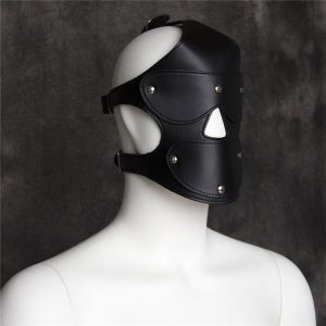 Black mask bdsm