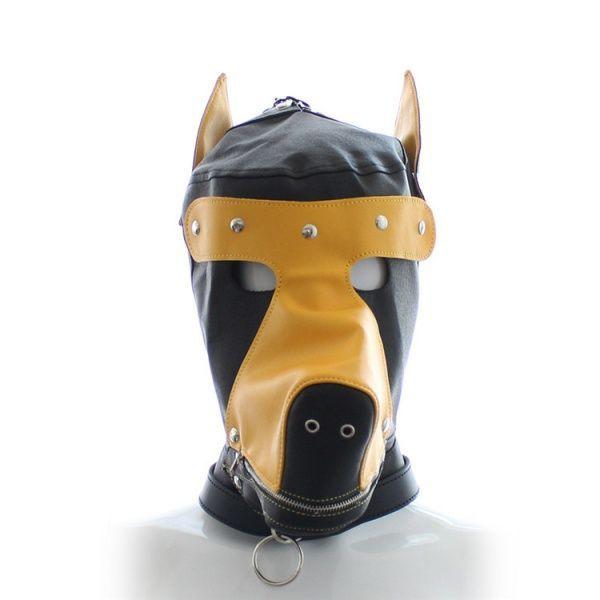 BDSM (БДСМ) - Маска на голову Doggy