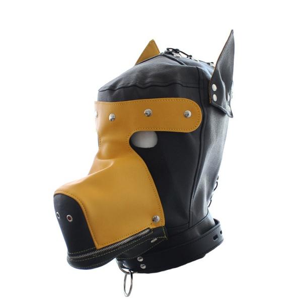 BDSM (БДСМ) - <? print Маска на голову Doggy; ?>