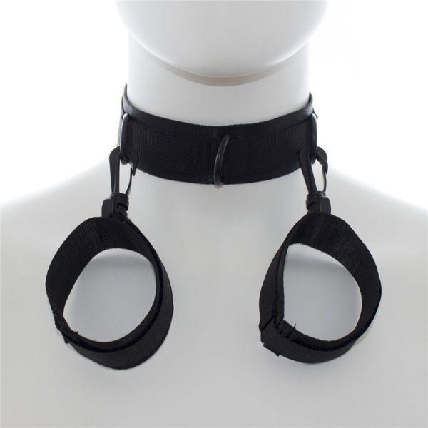 BDSM (БДСМ) - Бондаж для фиксации шеи и рук