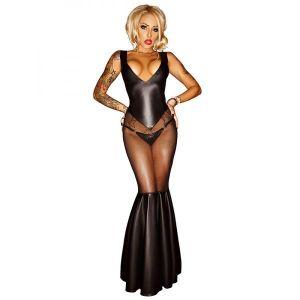 Sexy Mermaid Mesh Dress
