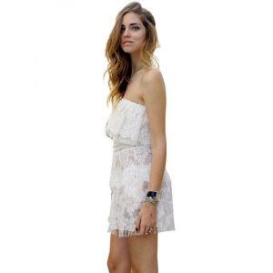 Fashion Mini Lace Beach Dress. Артикул: IXI49909