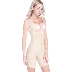 Underbust Women Shapewear With Zipper