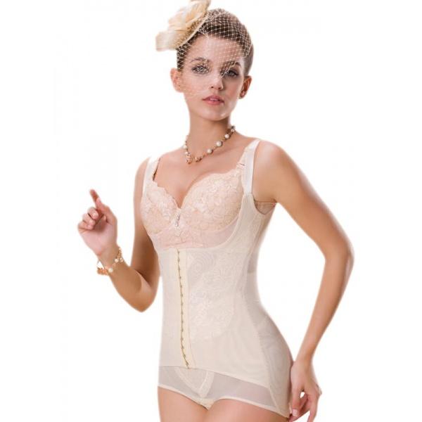 Sexy Apricot Women Slim Shapewear. Артикул: IXI49971