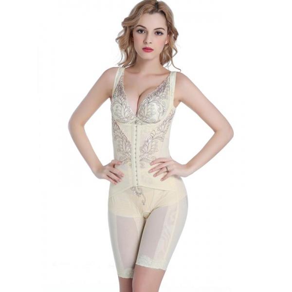 Sexy Apricot Women Slim Shapewear. Артикул: IXI49972