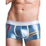 Light Blue Men Boxer Brief