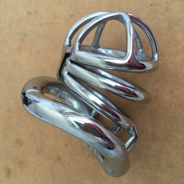 BDSM (БДСМ) - <? print Stainless Steel Male Chastity Device / Stainless Steel Chastity Cage; ?>