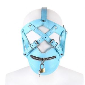 Маска Muzzle Zipper Mouth