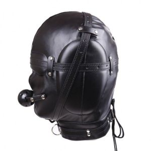 Закрытая бандажная маска
