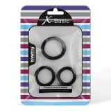 PROFITABLE! X-Basic Chain Cockring Set, 50 PCs