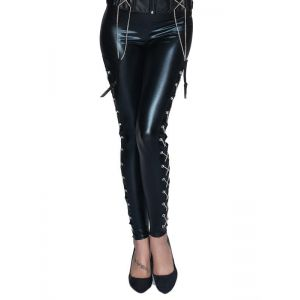 Fashion Vinyl Leggings