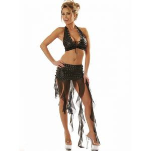 Sexy Women Costume Two Pieces