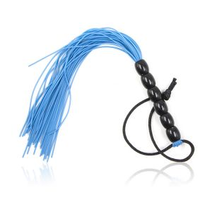 Blue rubber whip