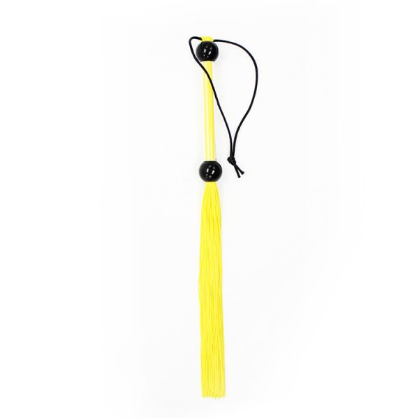 Small rubber whip yellow. Артикул: IXI50979