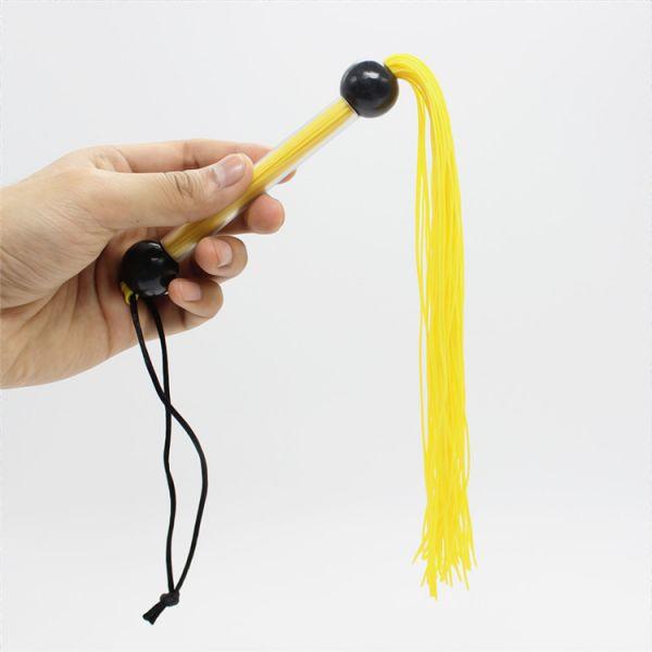 BDSM (БДСМ) - <? print Небольшая резиновая плеть желтая; ?>