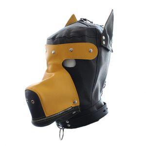 Закрытая маска Dog Figure