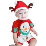 Fashion Kids Santa Costume