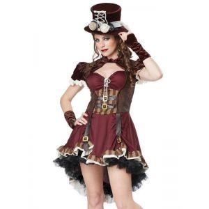 Fashion Female Pirate Costume