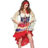 Fashion Female Pirate Costume Cosplay
