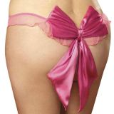 M XL-3XL Plus Size Panties With Bow