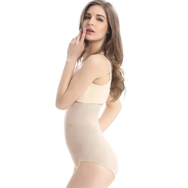 L-3XL Women High Waist Shapewear