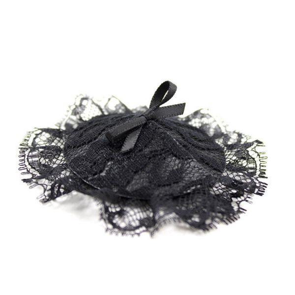 Beautiful stikine on the nipples with lace. Артикул: IXI51791