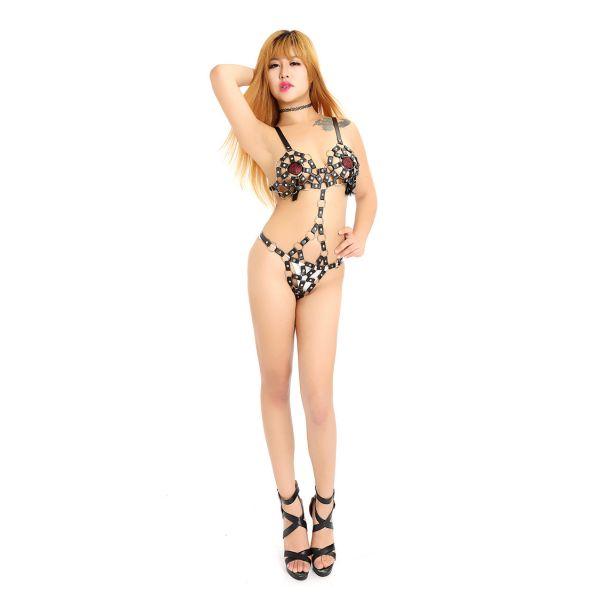 BDSM (БДСМ) - <? print Откровенное кожаное БДСМ белье; ?>