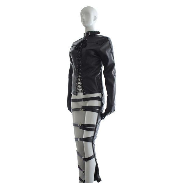BDSM (БДСМ) - <? print Бандажный костюм сдержанности; ?>