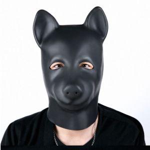 Natural Latex Molding Dog hood