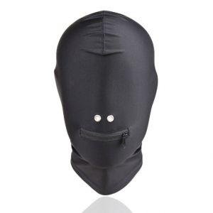 Закрытая маска с отверстием для рта
