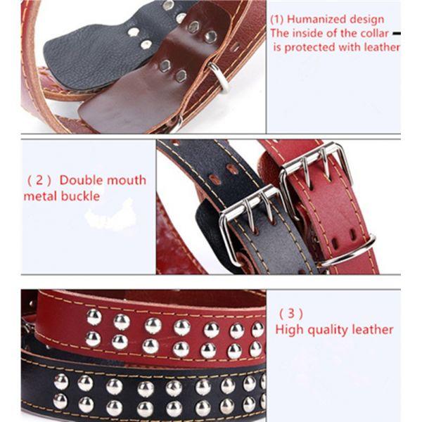 BDSM (БДСМ) - <? print Коричневый кожаный ошейник; ?>