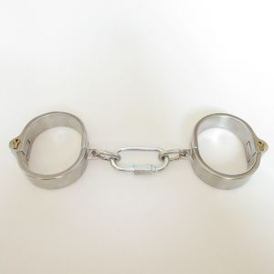 Latest Design Unisex Stainless Steel handcuffs